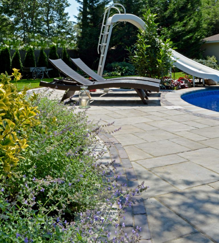which unilock paver is best for your landscape design plan in massapequa, NY?