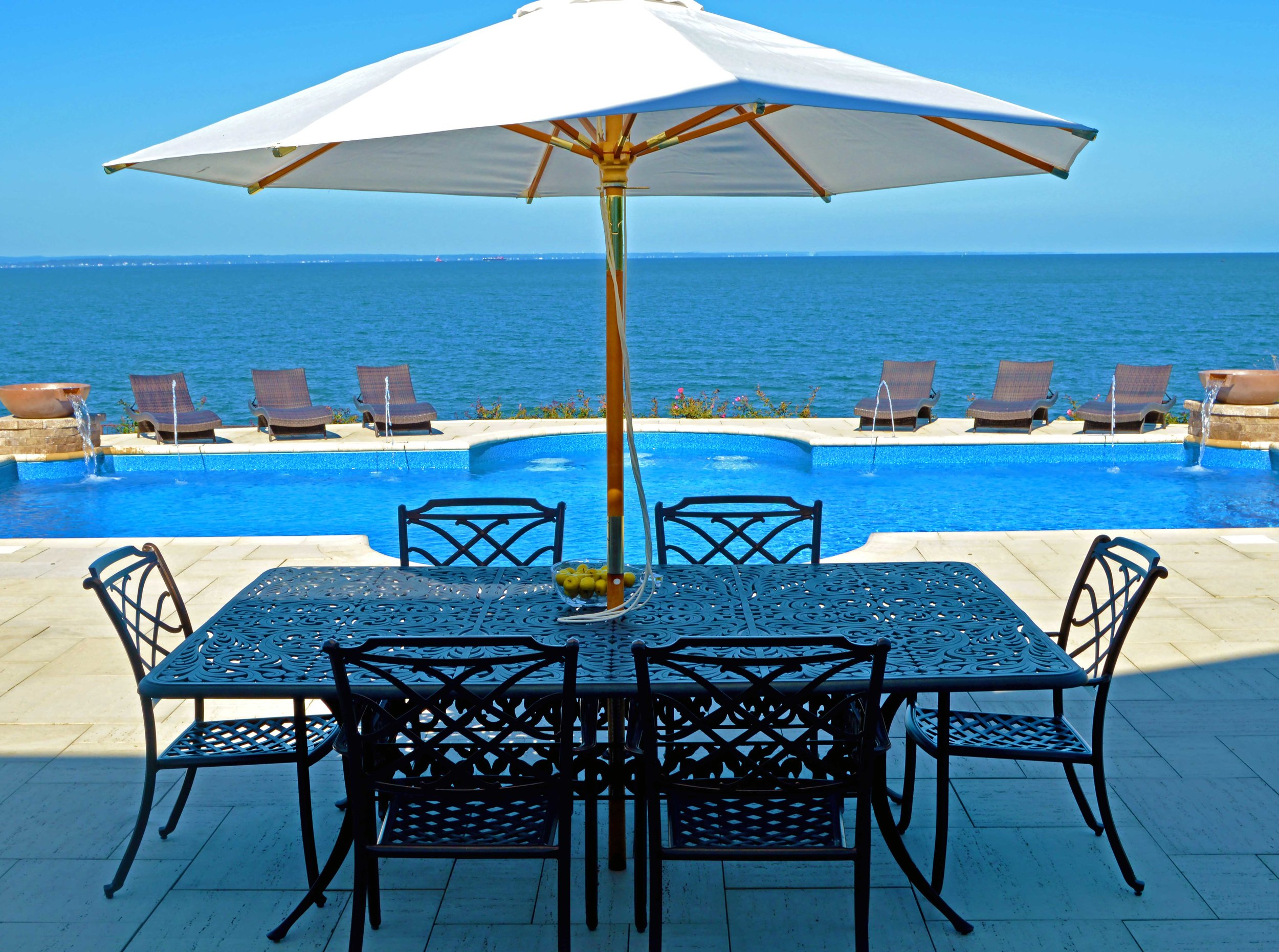 Backyard Designs for Long Island, NY Homes with Incredible Views