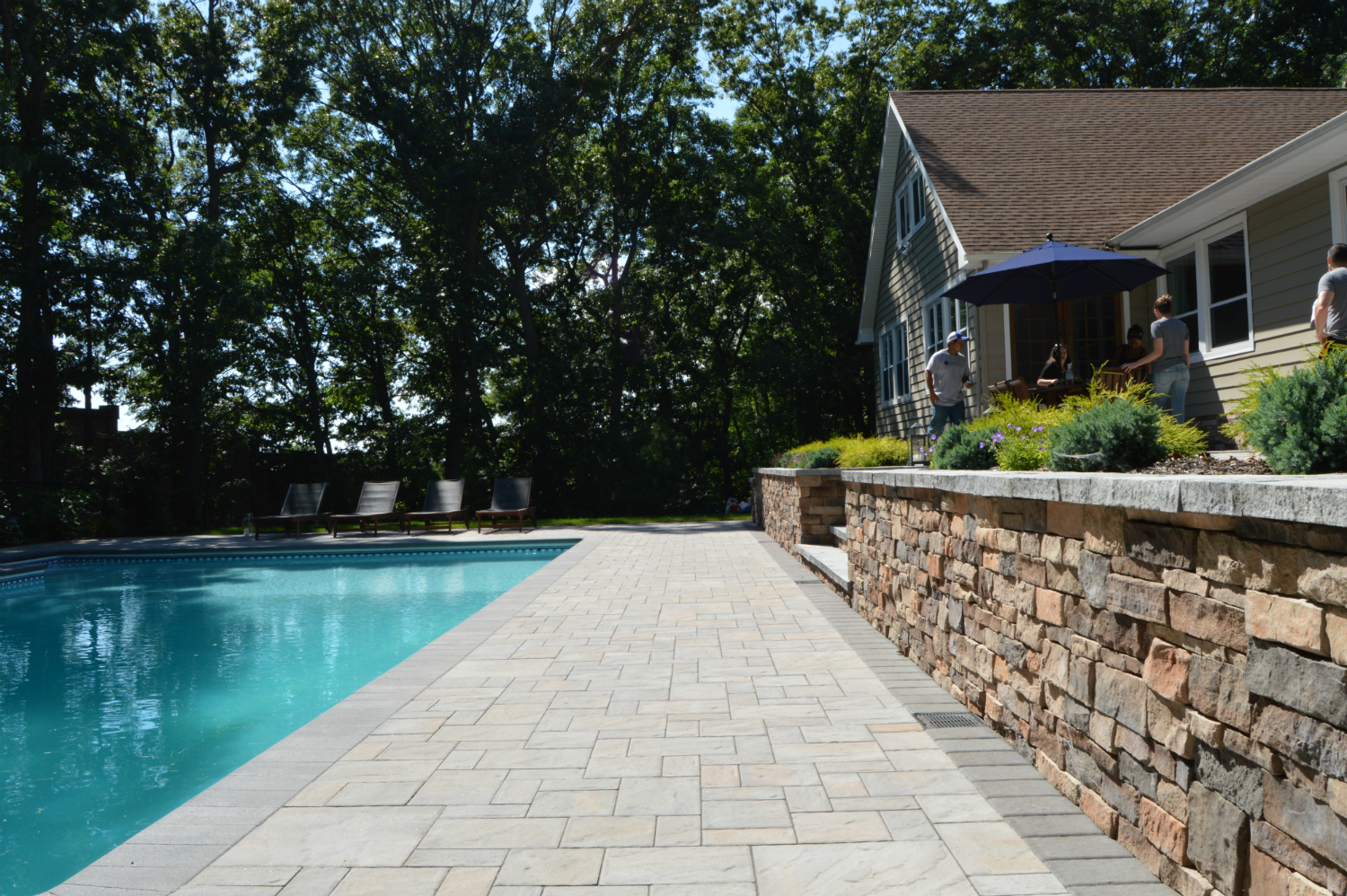 Landscape Architecture for Creating Structure and Definition in your Huntington Station, NY Outdoor Spaces