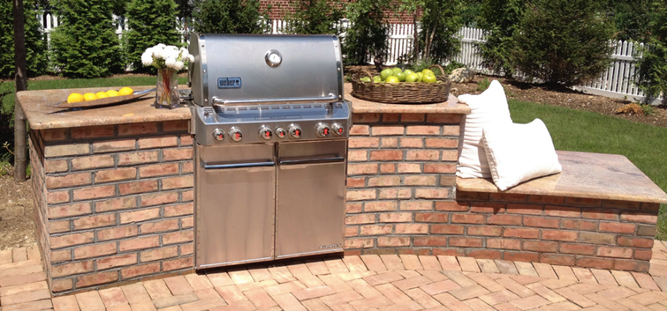 Outdoor Kitchen Designs Ideal for Eager Bethpage NY Hosts