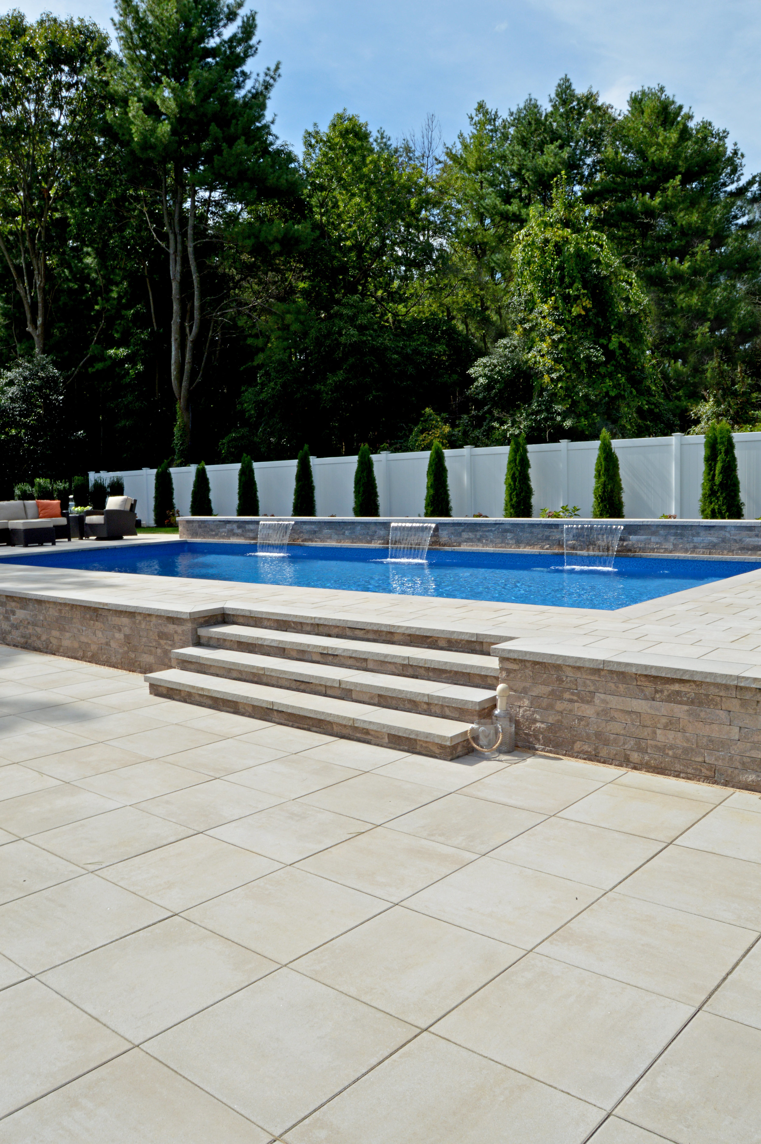 Landscape design in Hauppauge, NY