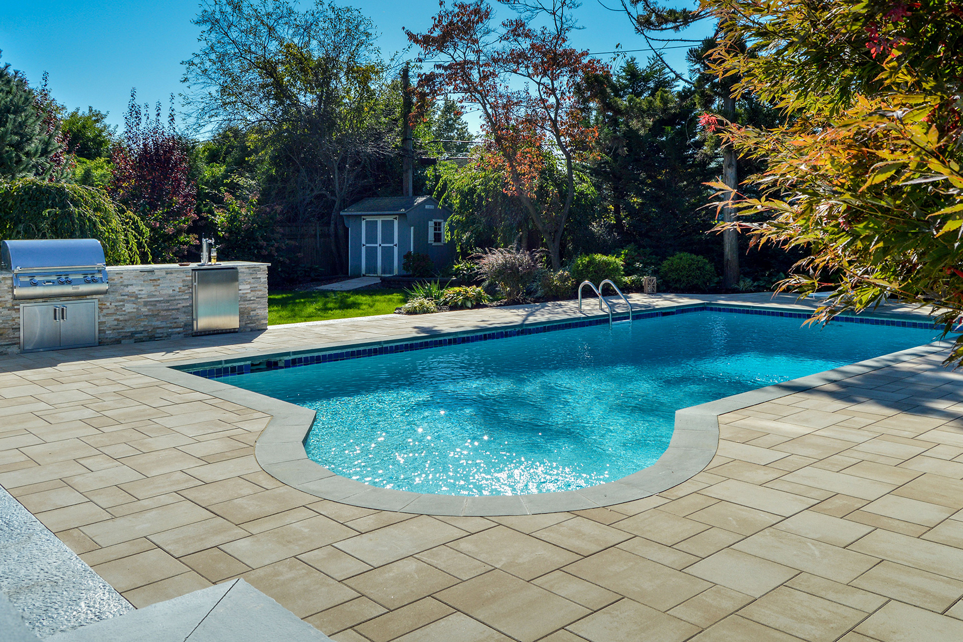 Swimming Pool Design in Long Island, NY