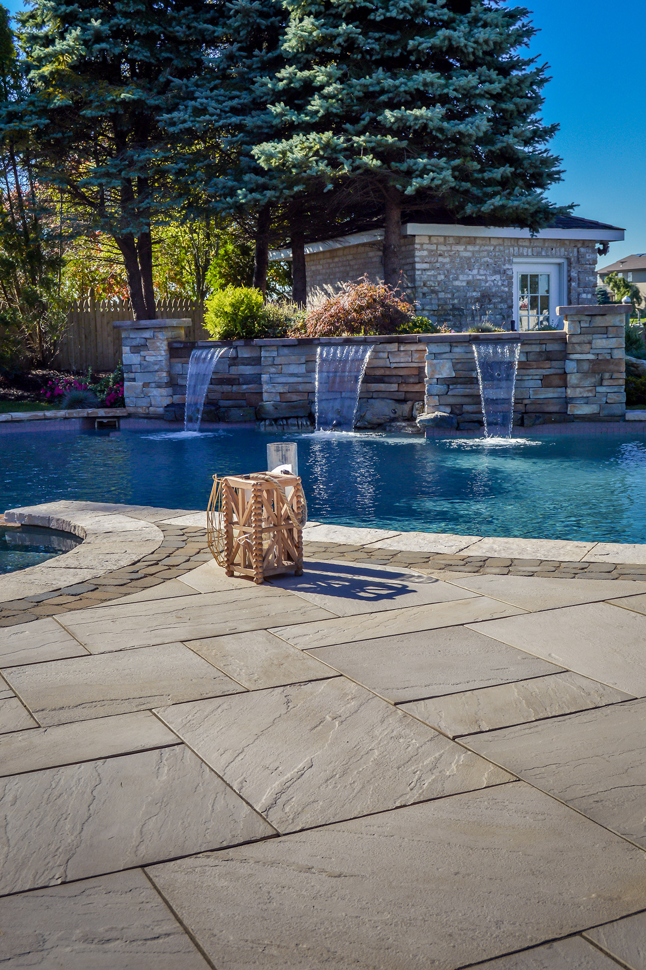 water features in long island, NY