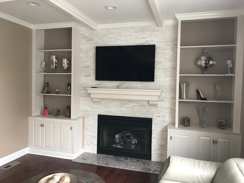 Remodel Your Living Room with Interior Masonry in Smithtown NY