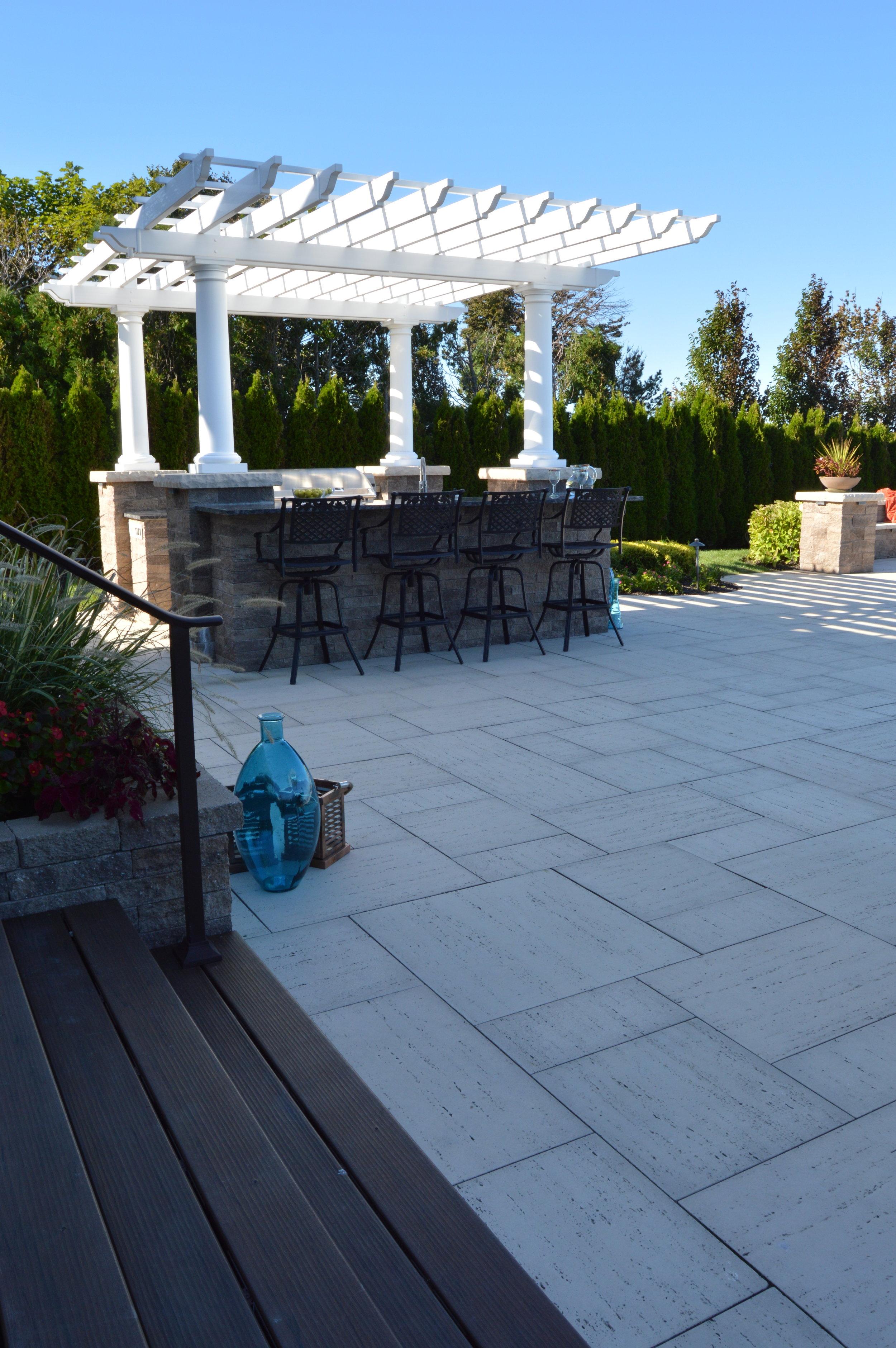 Four Innovative Backyard Design Ideas to Create Shade for Your Glen Cove, NY Patio