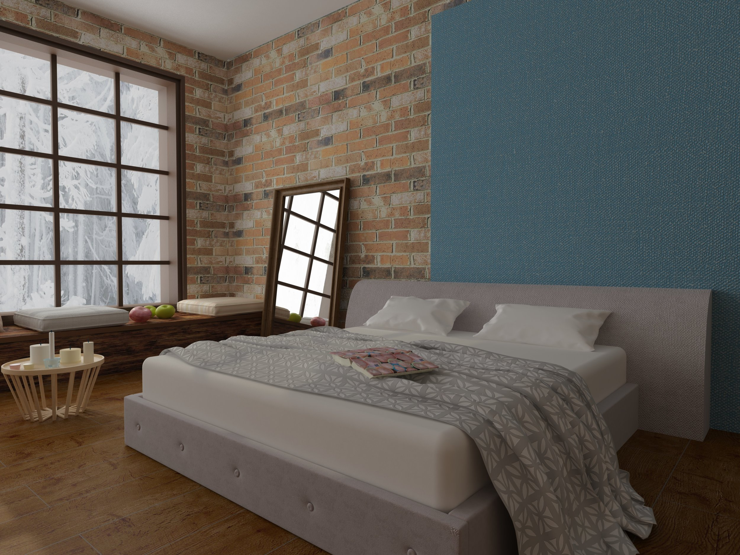 Decorate Your Home's Bedroom with Interior Masonry in Kings Park, NY