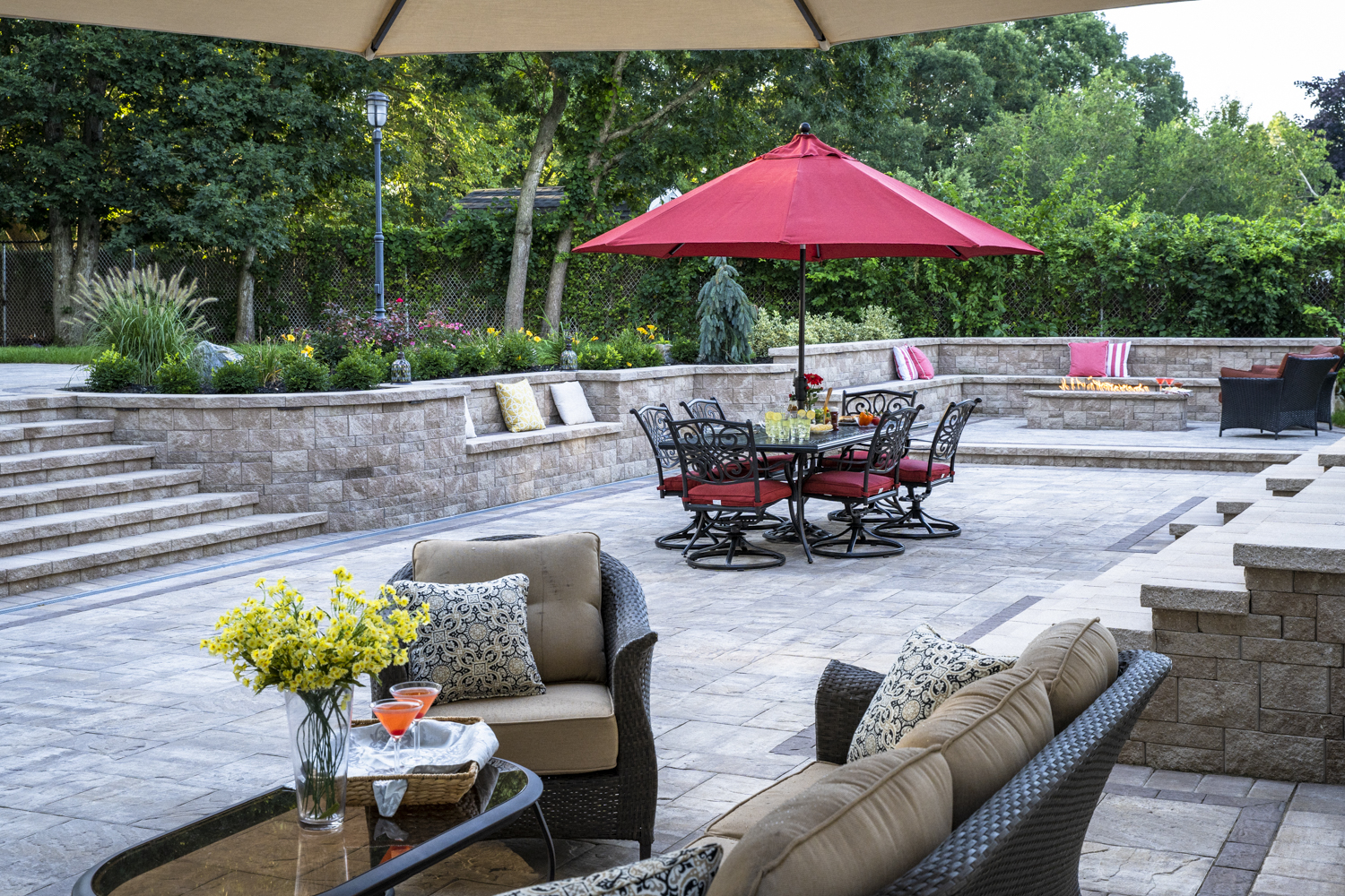 Top quality patios in Kings Park NY