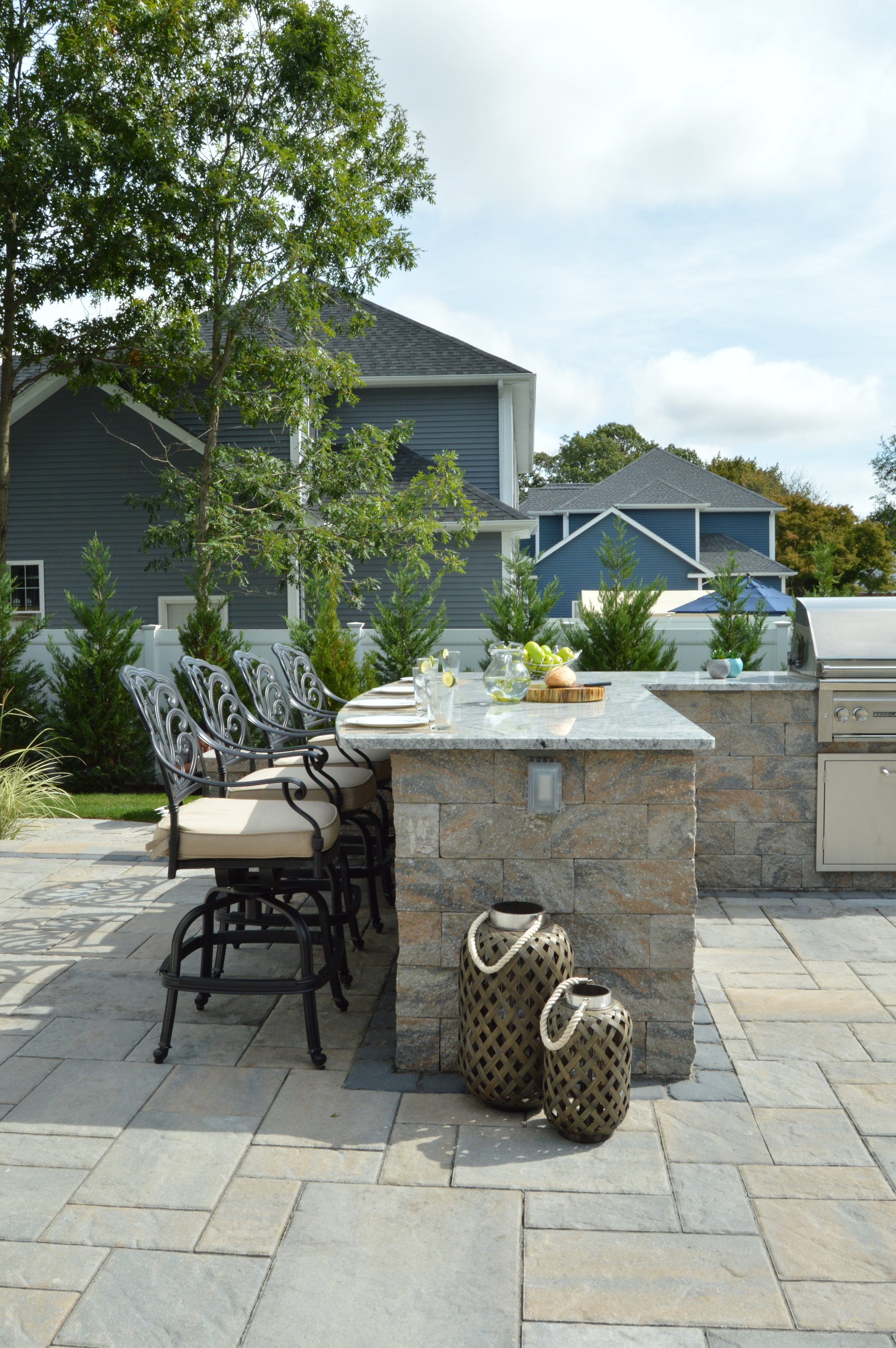 5 Design Details to Address in Your Kings Park, NY, Outdoor Kitchen