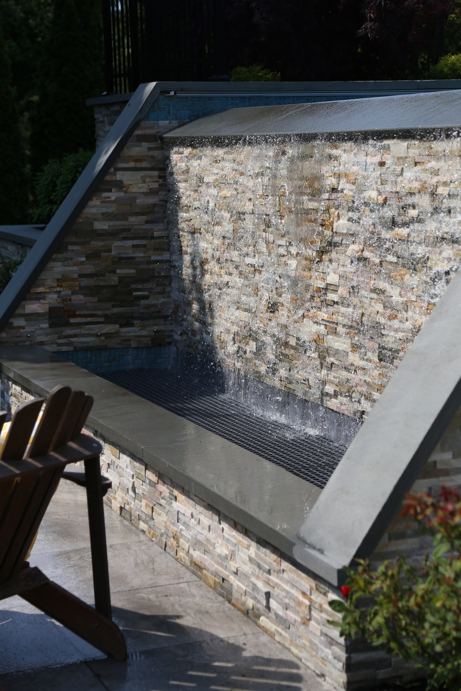 Water features for landscape in Long island NY