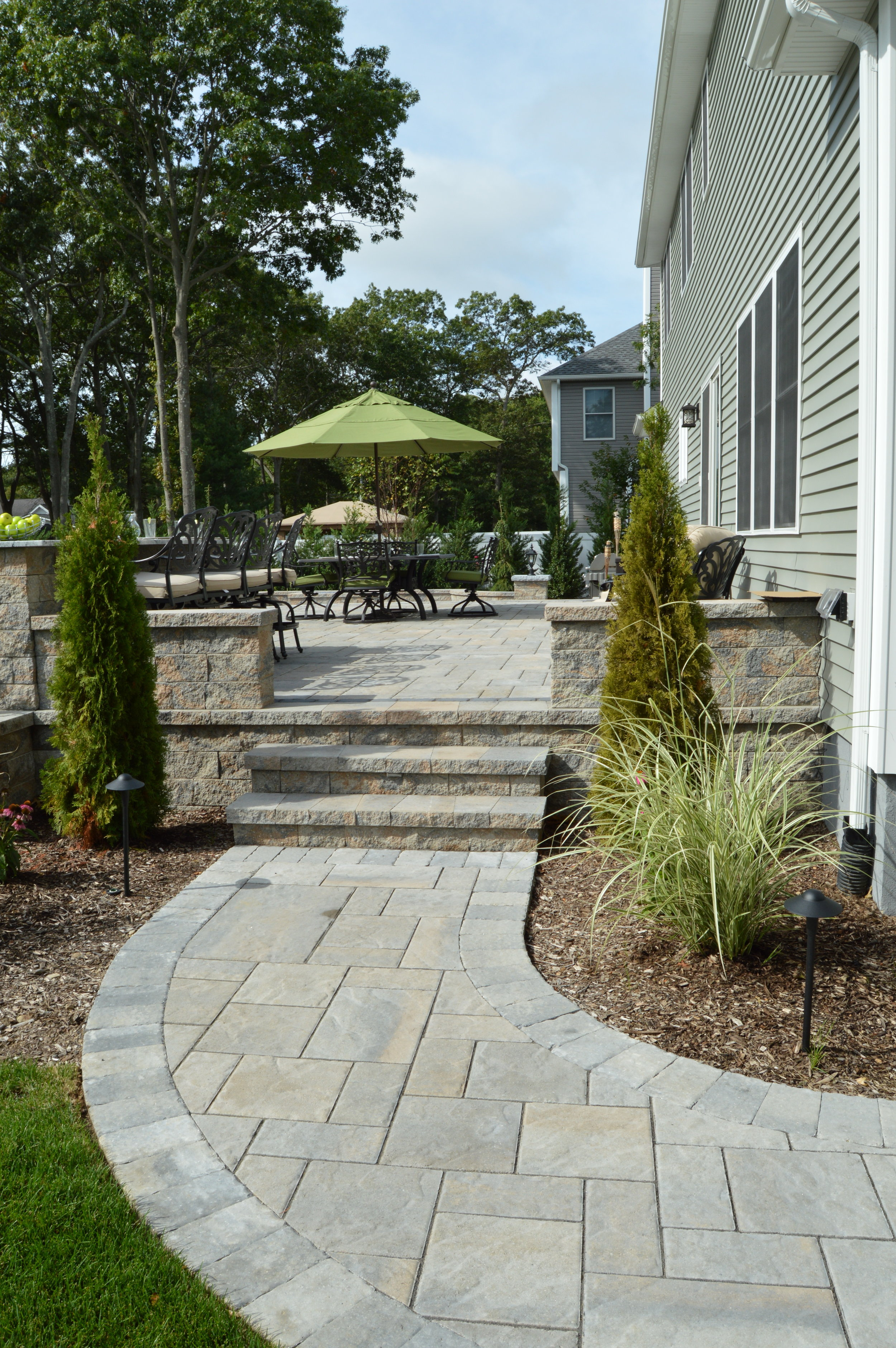 Importance of Proper Installation of Raised Outdoor Patios in Huntington Station, NY