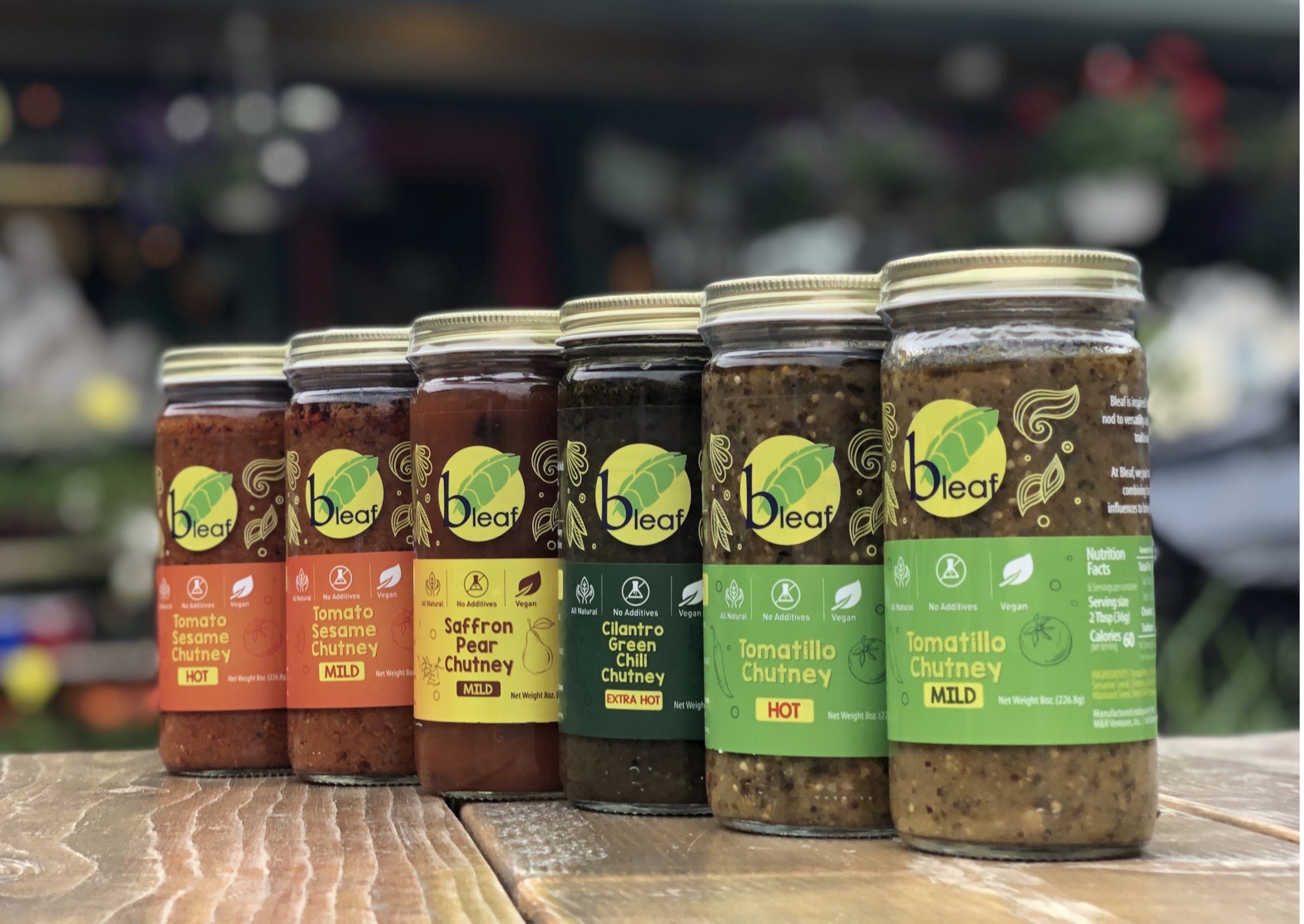 """What is Chutney? - Chutney, the Hindi word for """"sauce"""", is a South Asian condiment that can be paired or utilized with any dish to add flavor.It's similar to a salsa in its versatility, but even salsa can't compete with the rich flavor chutney can add to your food.Our chutneys can be used as a Vegan-friendly cooking sauce, marinade, spread, dip……You name it, and chutney is good in/on it!"""