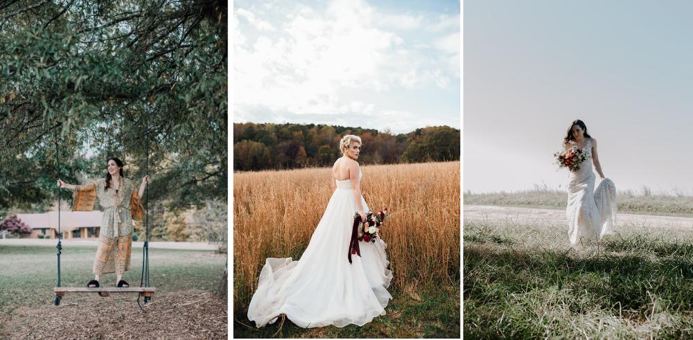 Ellie McKinney | Three Region NC | Brett & Jessica Photo