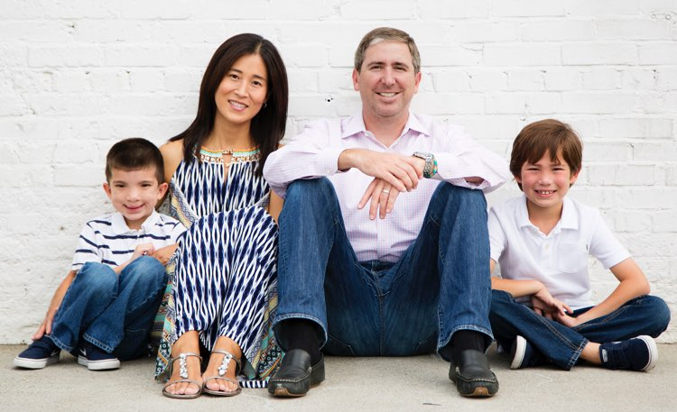 Grace Vise Family