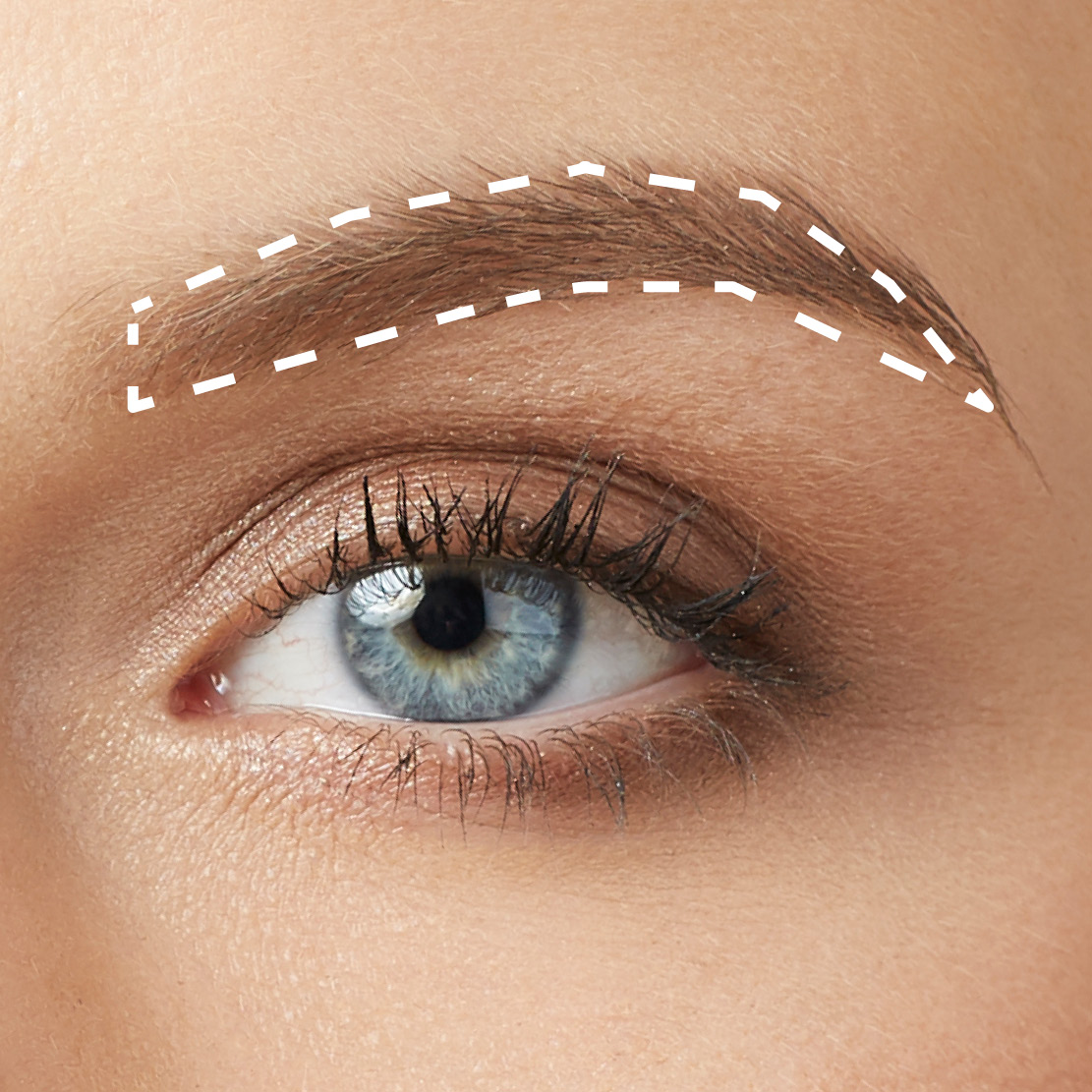 The Relaxed Brow: A laid-back, fuss-free look that follows the natural flow of the face.