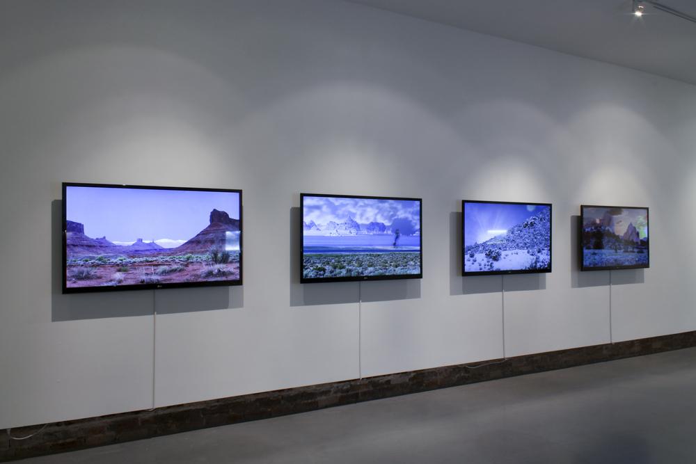 Annette Isham + Woman and Landscape