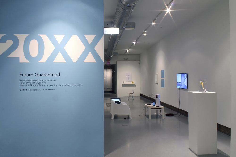 Joshua Haycraft + 20XX Future Guaranteed