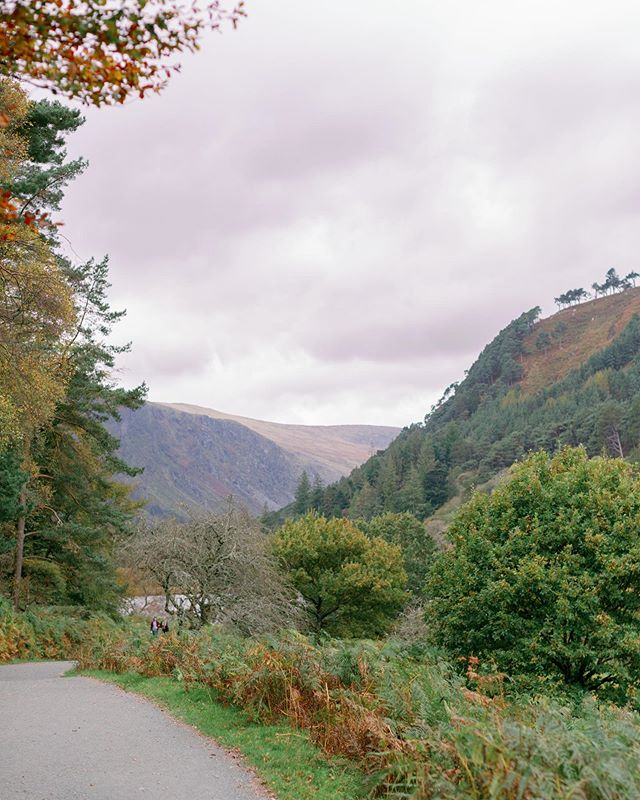 Wicklow Mountains National Park is pure heaven 🍁