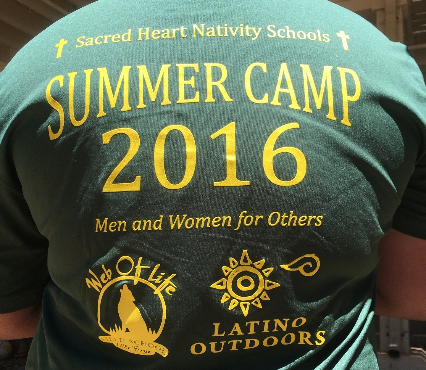 SHNS Summer Camp 2016 with WOLF School & Latino Outdoors.JPG