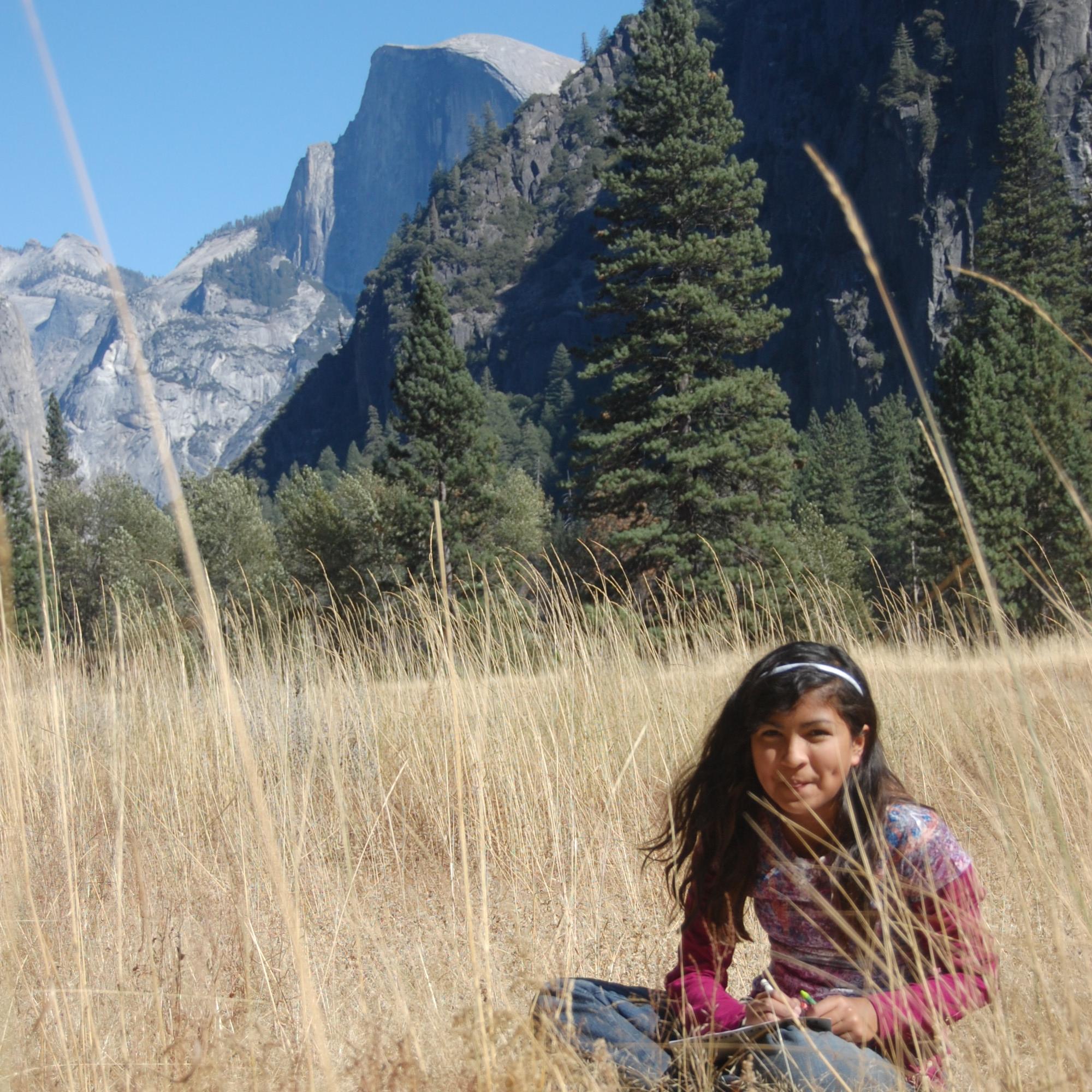 WOLF School California Science Camp