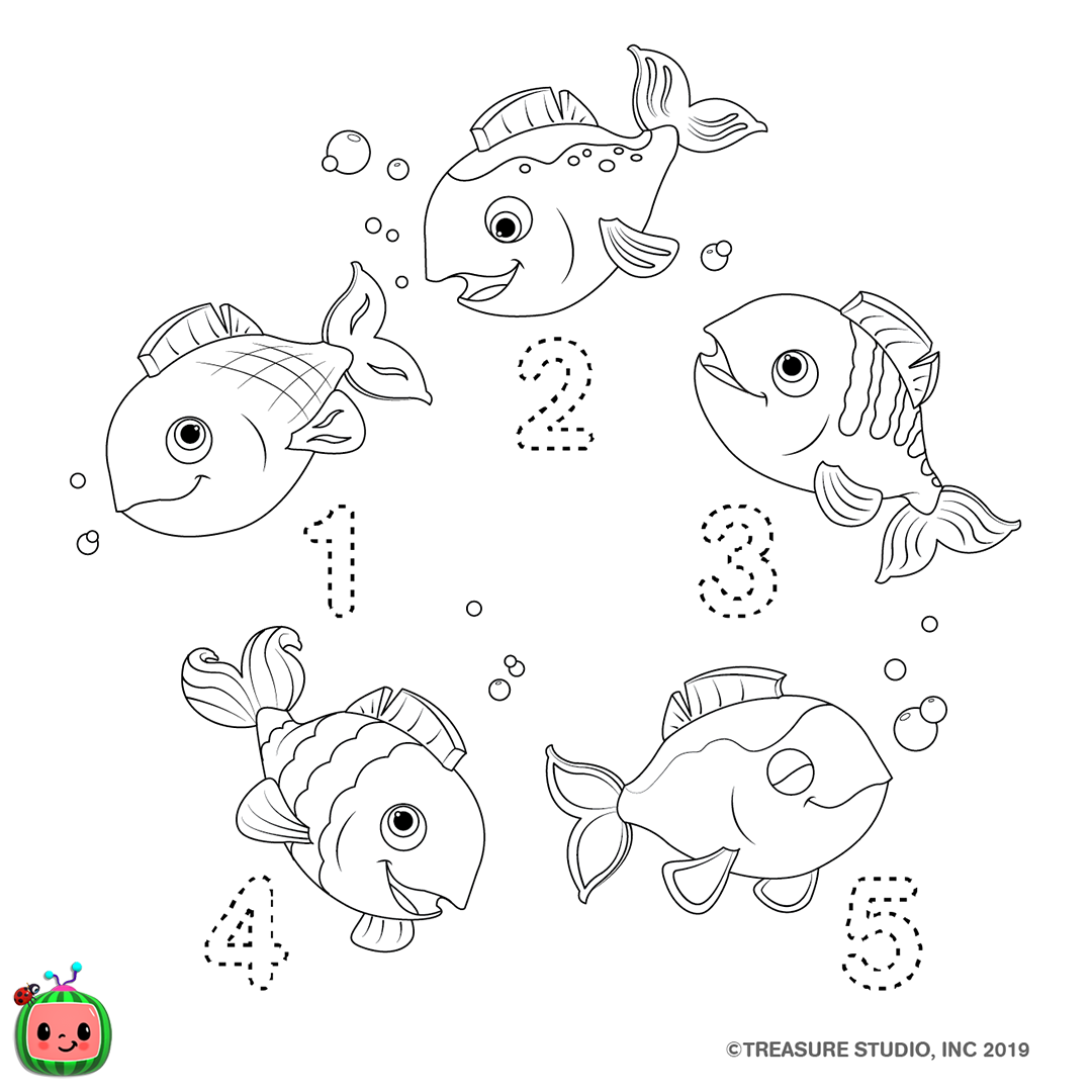 12345 Fish -