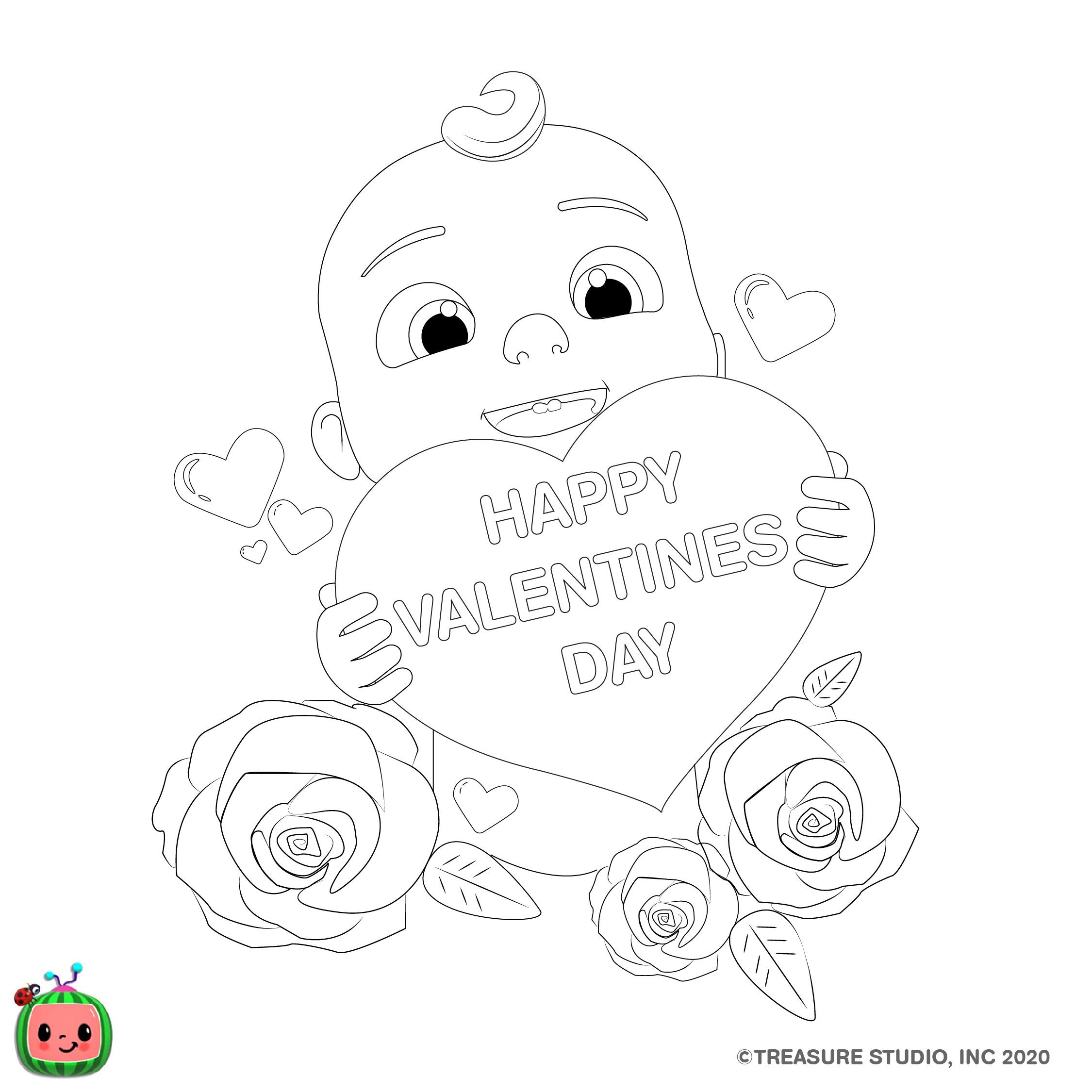Other Coloring Pages — cocomelon.com