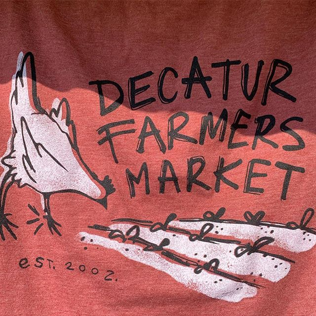 Congrats to Decatur Farmers Market and the @communityfarmersmarkets for being voted best farmers market in Atlanta! #bestfarmersmarket #atl #cfm #decaturfarmersmarket #decaturga #community #nofarmsnofood #nofarmsnobeer