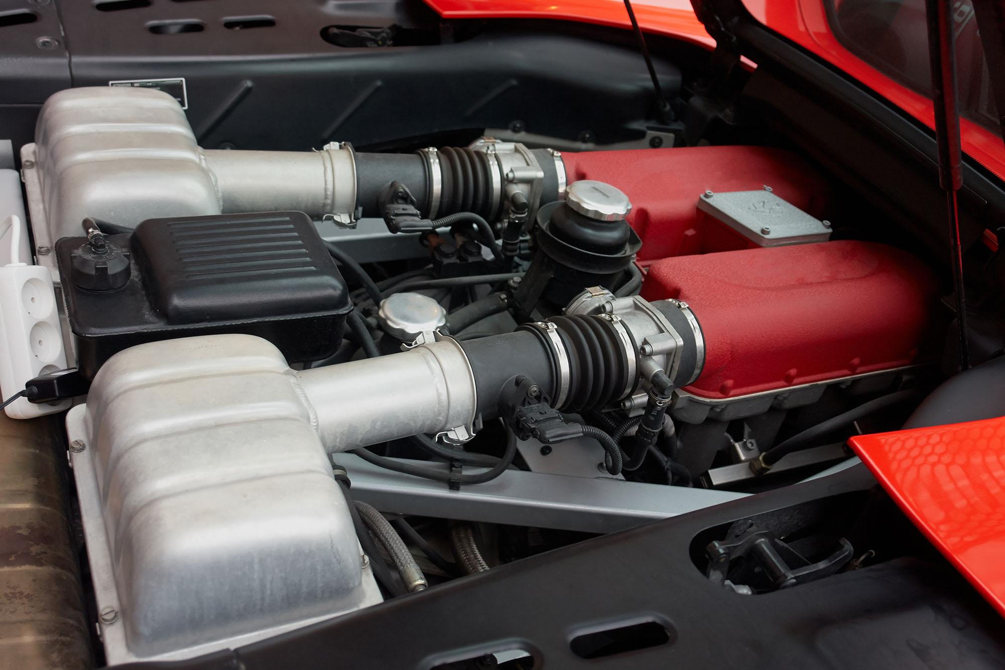 Engine for a European Car