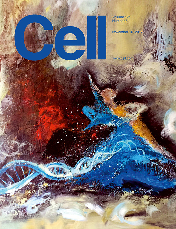 Our study on T-cells & pathogen metabolism is published in Cell