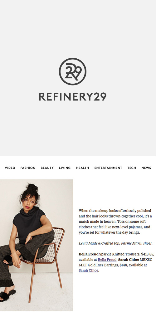 REFINERY 29 - MARCH 2016