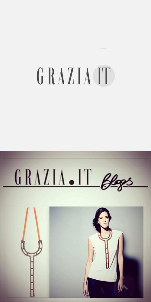 GRAZIA.IT - NOVEMBER 2014