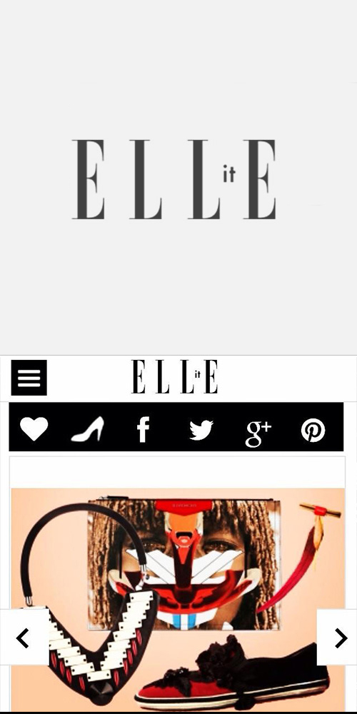 ELLE.IT - NOVEMBER 2014