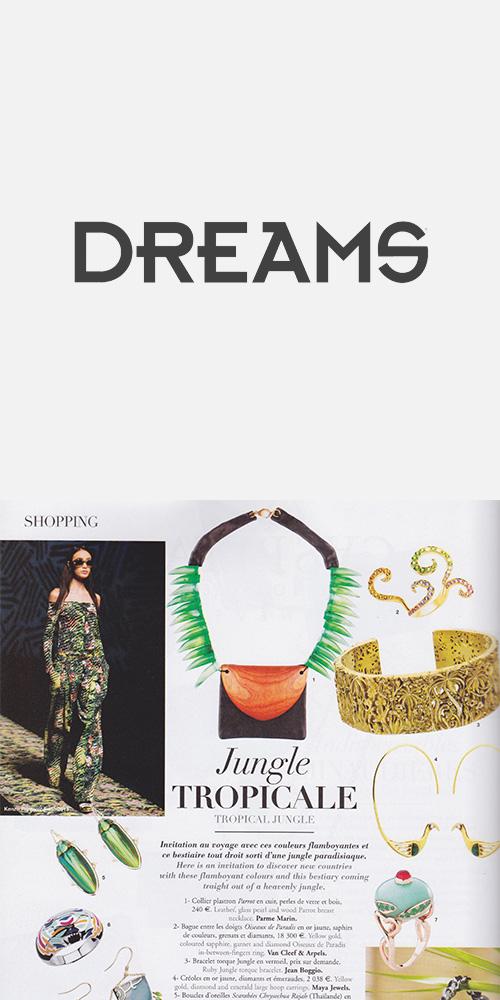 DREAMS MAGAZINE - APRIL 2013