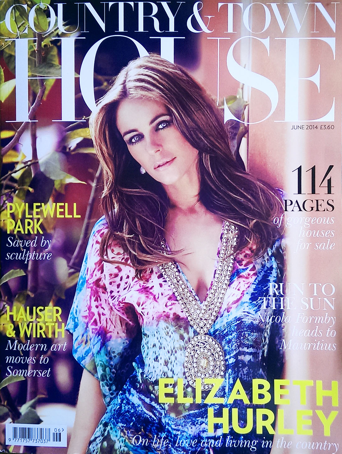COUNTRY & TOWN HOUSE - MAY 2014