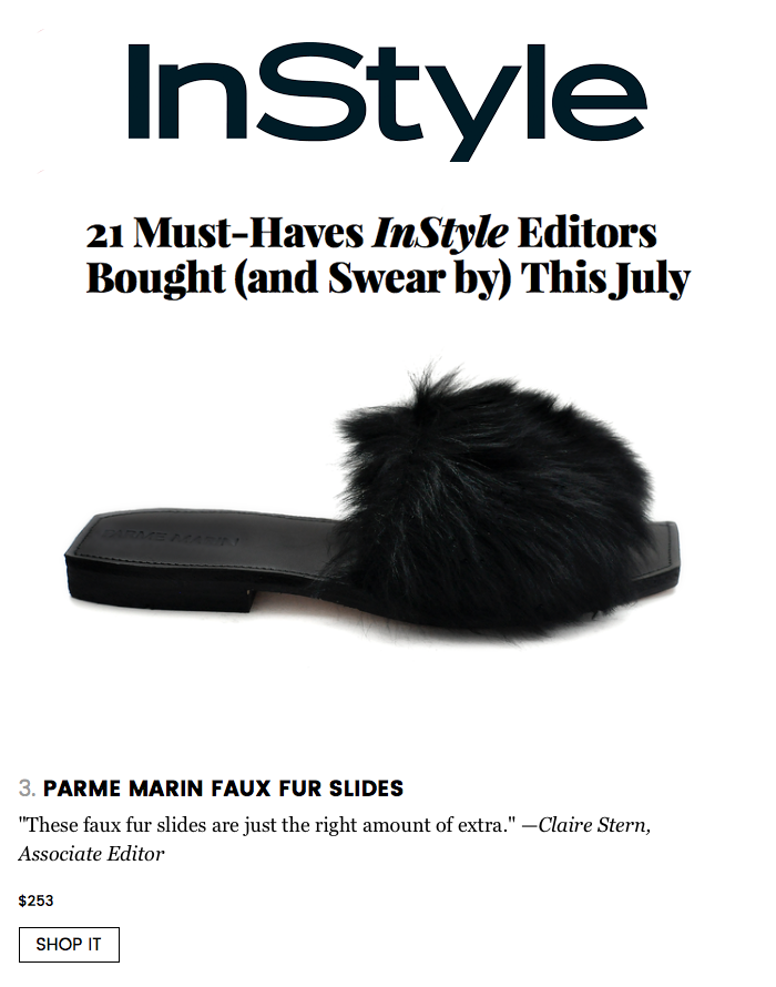 INSTYLE - AUGUST 2017