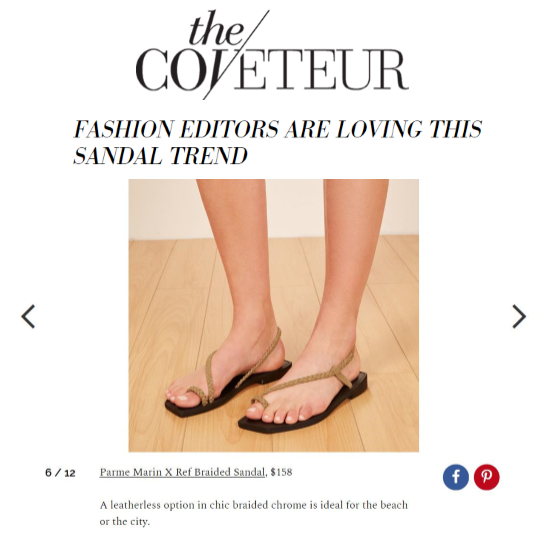 THE COVETEUR AUGUST 2018