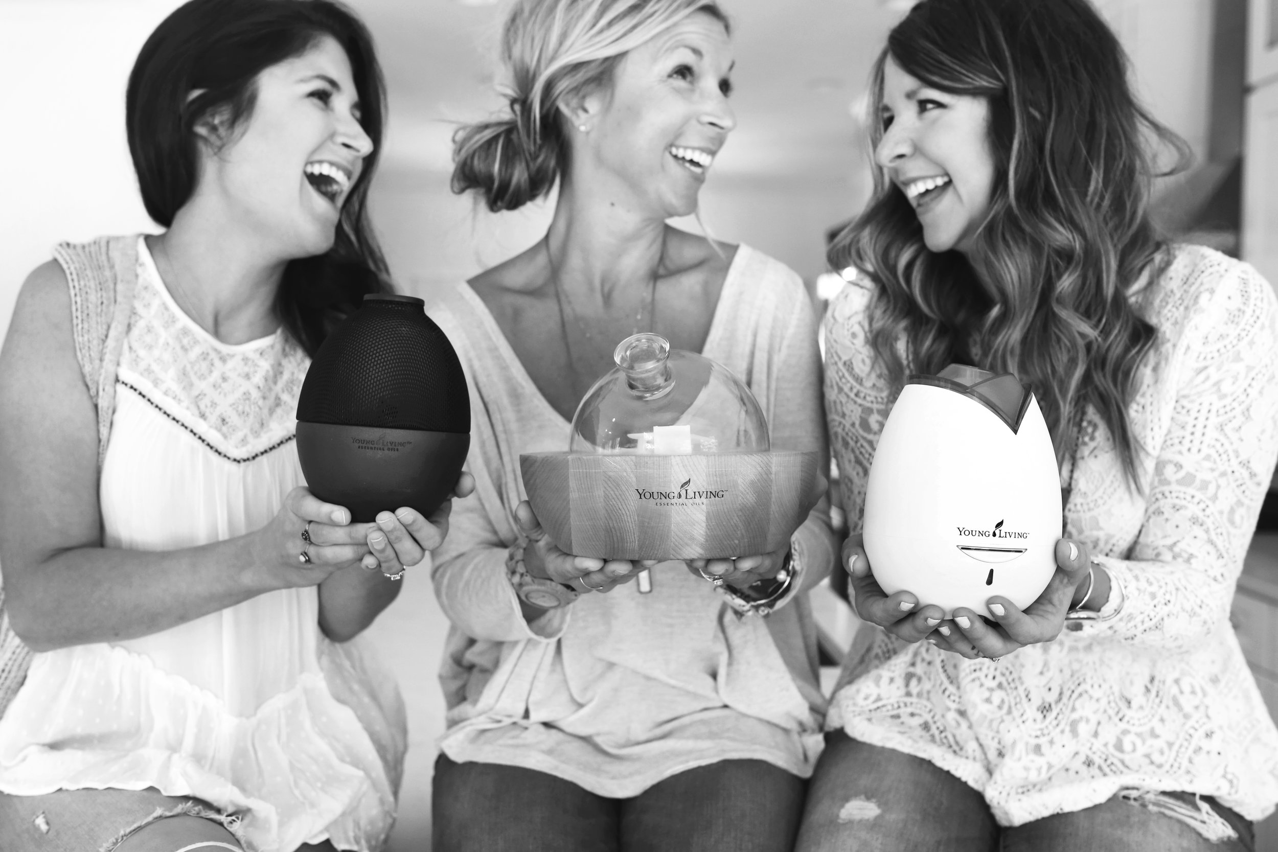 - Oil + Co. was founded in 2016 by Brooke Thrasher, Nikki Haas and Annie Farrar. Three moms with a passion to make a difference in their homes and in the lives around them.