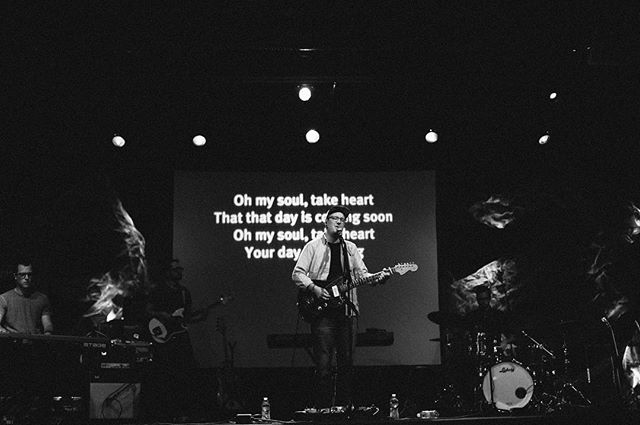 Good morning!! @loudharp is kicking us off with worship at 10 a.m.. then we're here for a FULL day of breakout sessions. We've got room for you. Join us if you can. #rsnd17