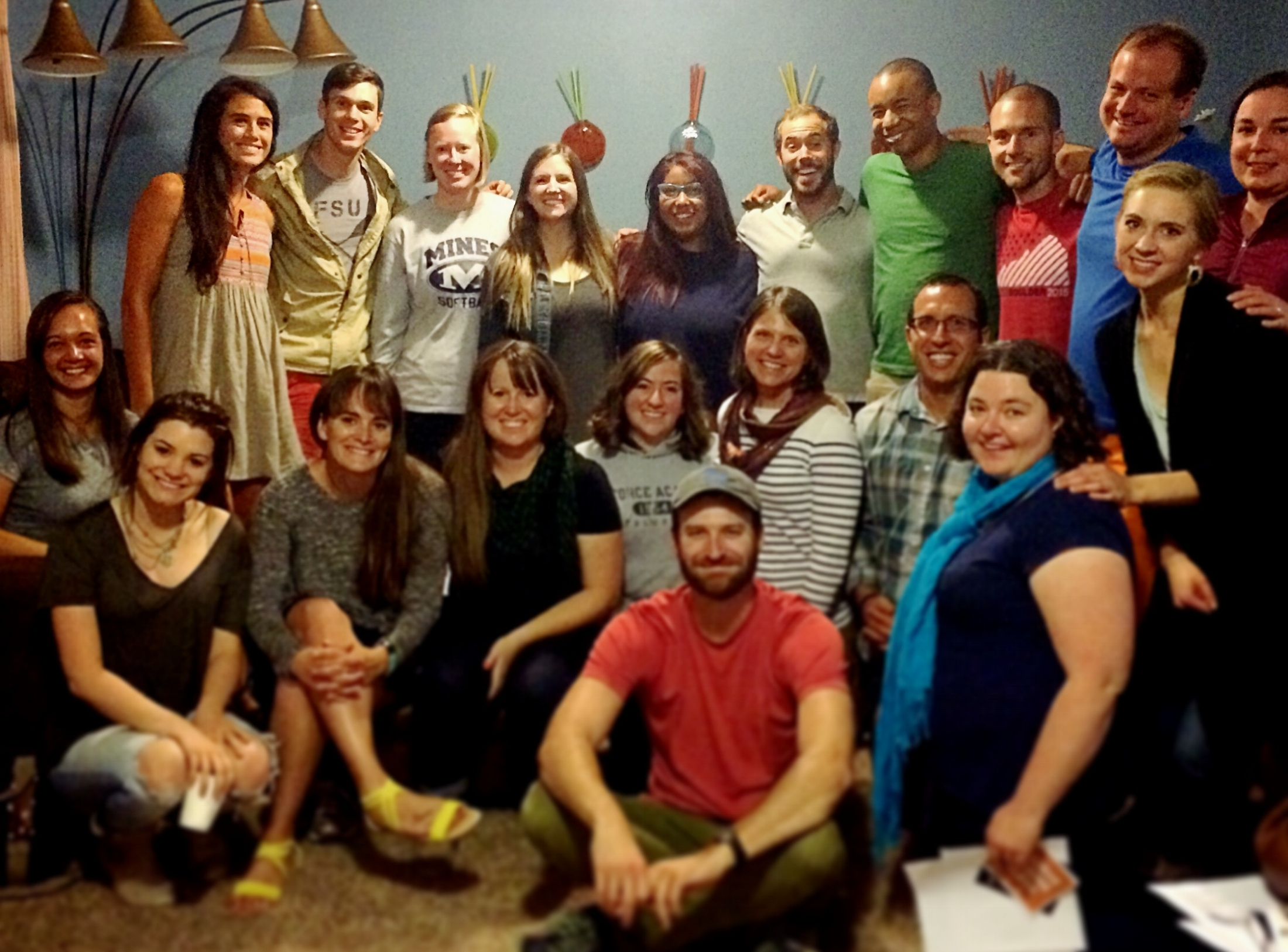 Denver Cru Staff & Volunteers 2015-2016