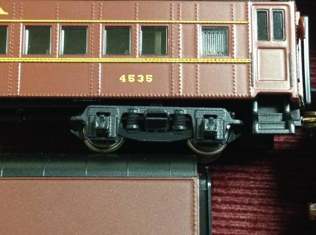 Model and Photo by Cody W. Fischer