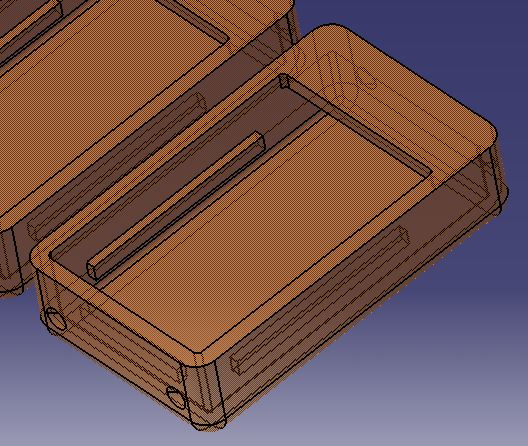 Photo of CAD model by Keystone Details