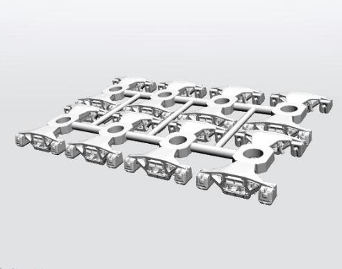 Image of CAD model by Keystone Details