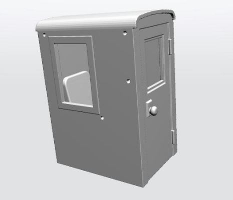 Image of 3D model by Keystone Details