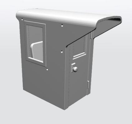 Image of 3D model by Keystone Details
