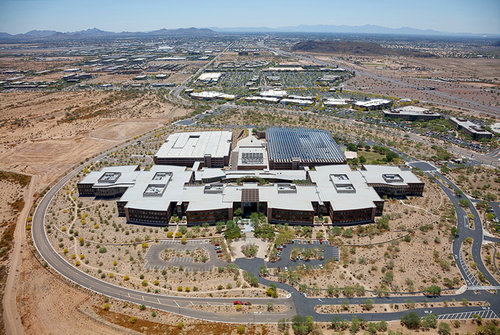 Usaa Headquarters Address >> Office Usaa Norterra Patrinely Group