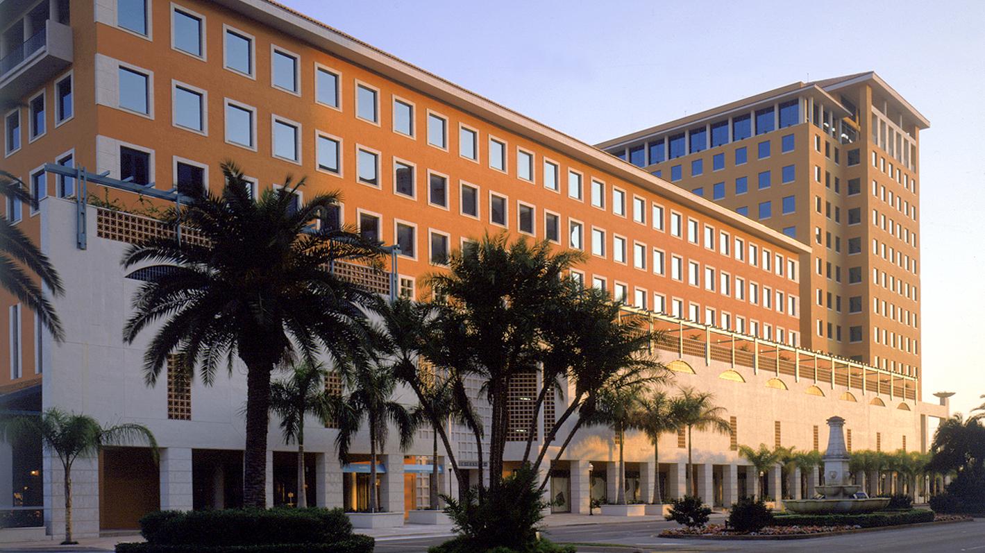 Columbus Center   Coral Gables, Florida