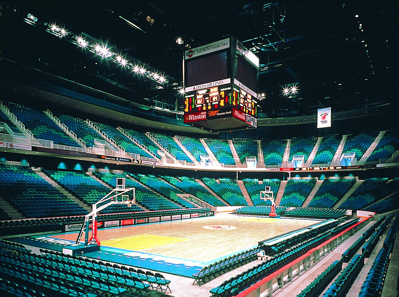 Miami Arena   Miami, Florida