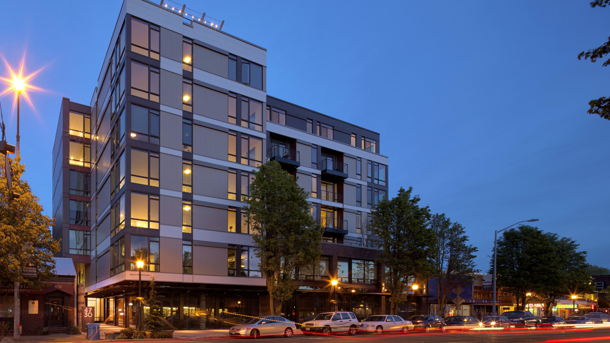 4730 California   Seattle, Washington