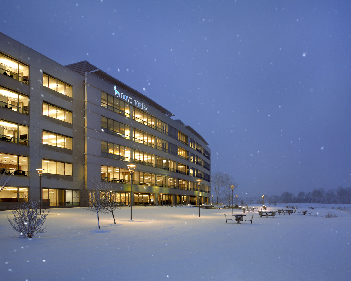 Princeton Corporate Campus   Princeton, New Jersey