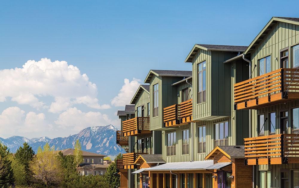 Gunbarrel Apartments   Boulder, Colorado