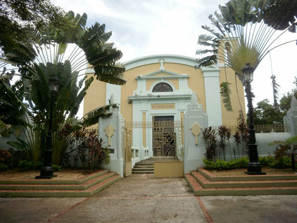 I really loved all of the architechure in Puerto Rico. The colors, the detail, everything looked so magical.